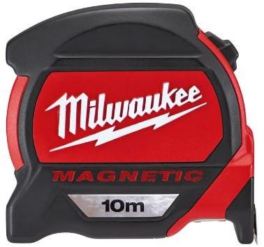 Milwaukee rolbandmaat Premium 27mm magn. L=10 mtr.