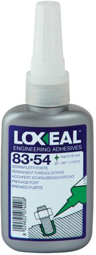 Loxeal 83-54 borgmiddel hoge sterkte 50ml (alt. Loctite 270)