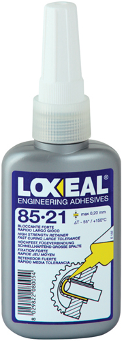 Loxeal 85-21 Lagerborging 50ml (alt. Loctite 638)