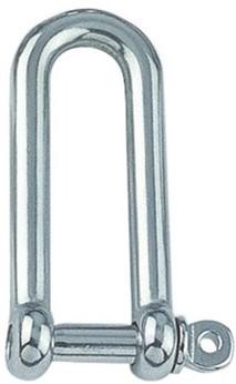 M8259 D-Sluiting lang model 8mm RVS-A4