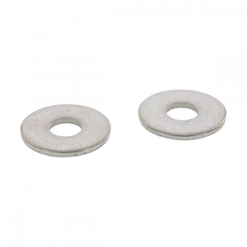 DIN 9021 / ISO 7093 Carrosseriering 3xD M5 RVS-A2 kvp
