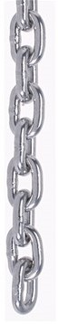 DIN 766 ketting korte schalm 3mm per meter RVS-A4