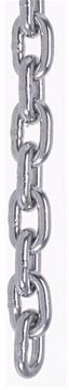 DIN 766 ketting korte schalm 6mm per meter RVS-A4