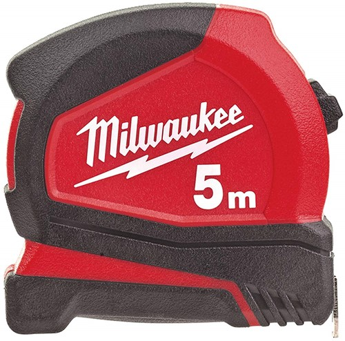 Milwaukee rolbandmaat PRO compact C5/25