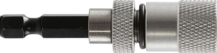 "Cobit standaard ringmagneet bithouder 1/4 L=60mm"""""