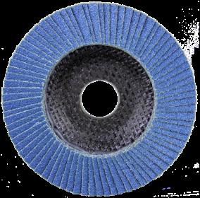 Dronco lamellenschijf zirkonium plus KZ40-125 konisch