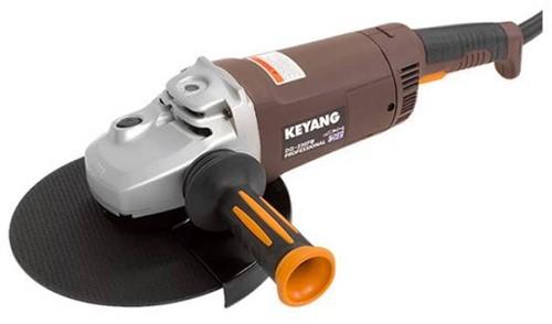 KEYANG DG230-22 haakse slijper 230mm  230V / 2200 Watt