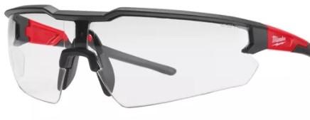Milwaukee veiligheidsbril clear glass - EN 166 & EN 170