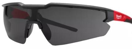 Milwaukee veiligheidsbril dark glass - EN 166 & EN 170