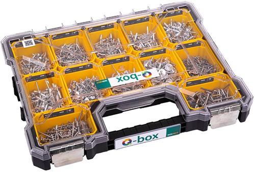 Q-BIG Box Multigrip blindklinknagels 1.275-dlg (1 st.)
