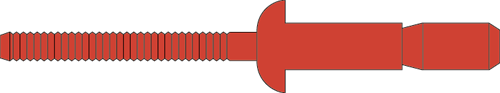 Q-P-Power popnagel RVS-A2/RVS-A2  BK 6.4 X14.0 (2.0-9.5mm)