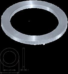 Pasring ø20,0 x ø13,0 x 1,4mm