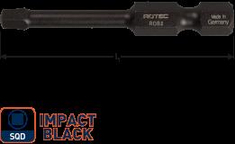 IMPACT insertbit SQD 3 L=50mm E 6,3  BASIC