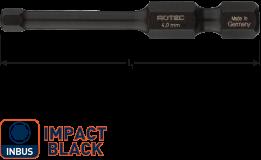 IMPACT insertbit inbus 3,0 L=50mm E 6,3  BASIC
