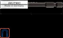 IMPACT Magn.bith. E6,3x80mm-huls 11,0x35mm, met C-ring