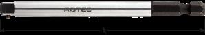 Adapter E 6,3 x 100mm x 1/4-4-kt. met stift