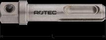 Adapter SDS-Plus x 60mm x 3/8-4-kt. met stift